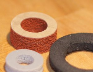 Custom Silicone Washer Gasket