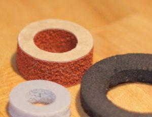 Custom Silicone Washer Gasket