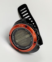 GPS watch, water resistant to 50m