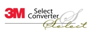 3M Select Converter logo - Stockwell is a 3M Select converter and business partner.