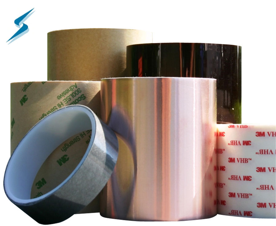 Adhesive Backing For Gaskets And Pads Stockwell Elastomerics