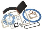 Gaskets for aerospace and defense uses