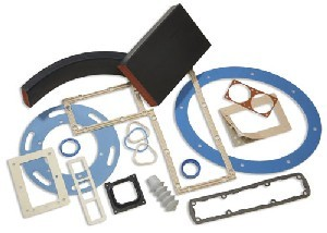 Aerospace gaskets and pads