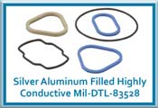 Silver Aluminum Filled Highly Conductive Mil-DTL-83528 Materials button