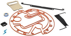 Custom Gaskets and Parts