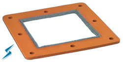 Combination EMI Enclosure Gaskets