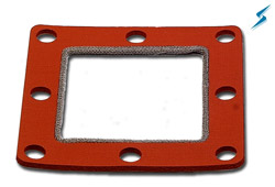 Silicone Sponge Combination EMI Gaskets