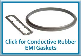 Conductive Rubber EMI Gaskets