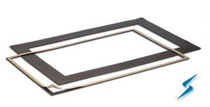 EMI Touch Screen Gaskets