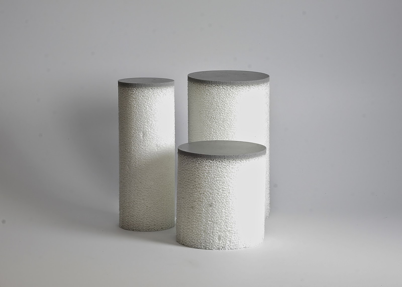 silicone foam plugs for environmental chambers