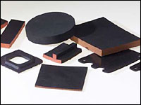 ESD gaskets and pads