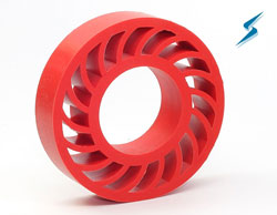Liquid Silicone Rubber Part