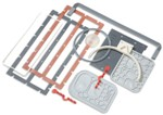 Gaskets for medical diagnostic equipment