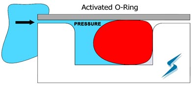 Activated O-Ring