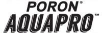 PORON AquaPro logo