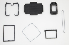Ruggedized device components