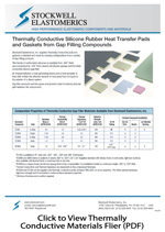 SE200 Thermally Conductive Materials Flier