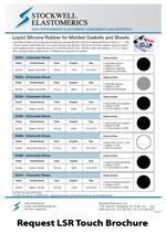 SE203T Liquid Silicone Rubber Touch Brochure