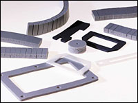 Silicone Foam Gaskets and Silicone Foam Cushioning Pads