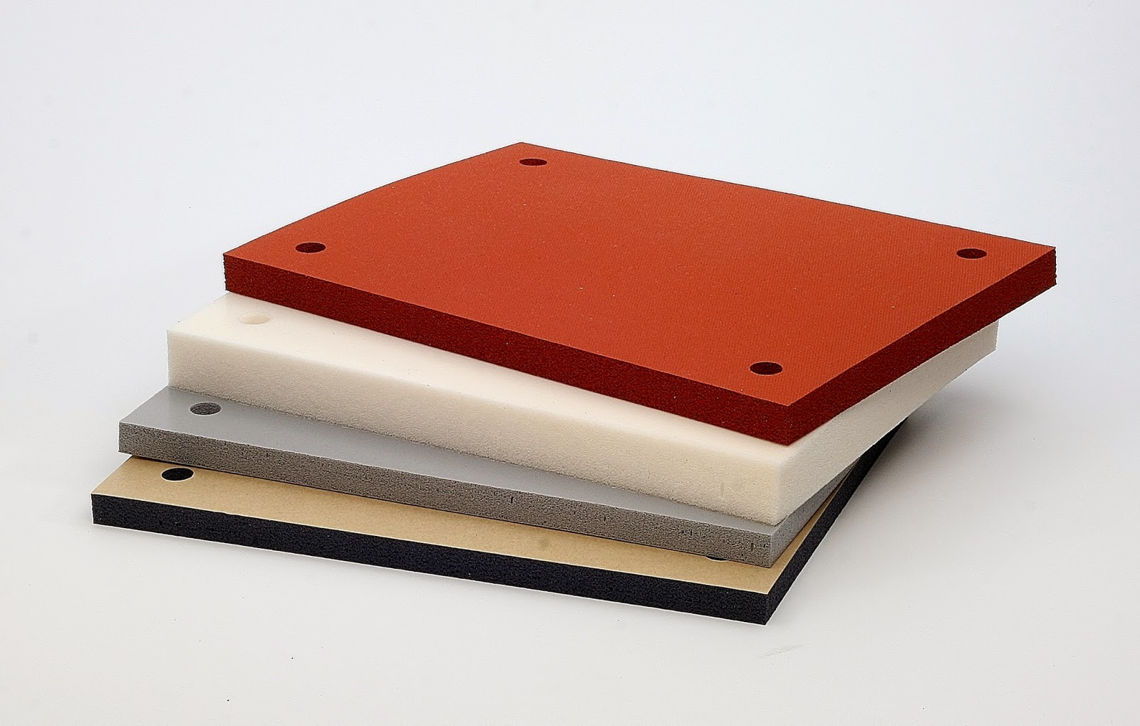 Silicone Rubber Heater Insulation Materials