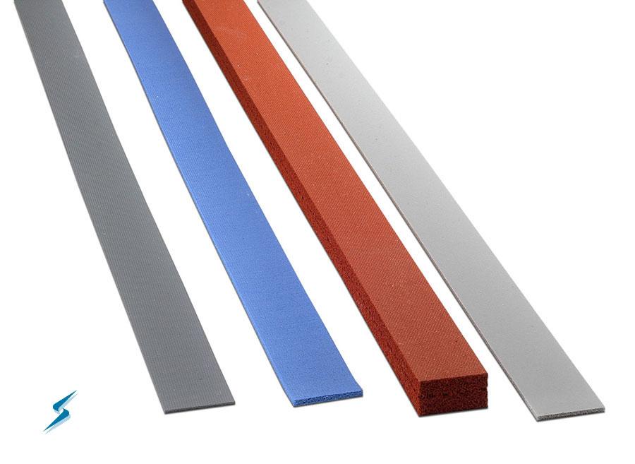 Custom Gasket Strips, Adhesive...