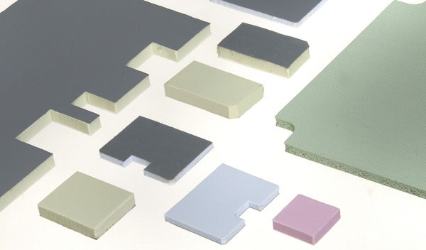 Thermal Interface Material (TIM), Silicone Thermal Interface