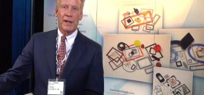 Bill Stockwell at Design-2-Part Tradeshow