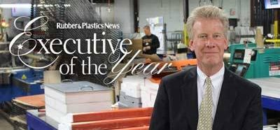 Bill Stockwell, Rubber & Plastics News Executive of the Year