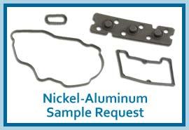 Nickel-Aluminum Sample Request button