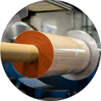 Gasket Tape Manufacturing - Roll