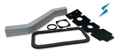 Assorted medical equipment gaskets