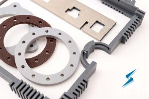Silicone Foam and LIM Gaskets, and ESD Grounding Pad