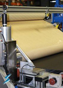 Stockwell Elastomerics laminator