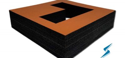 T62 ESD Conductive Coating on Silicone Sponge